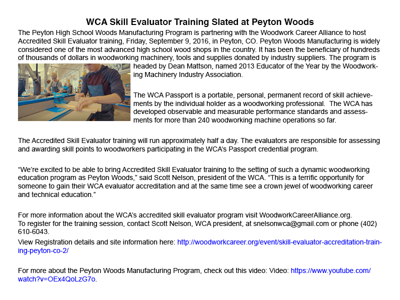Peyton Training