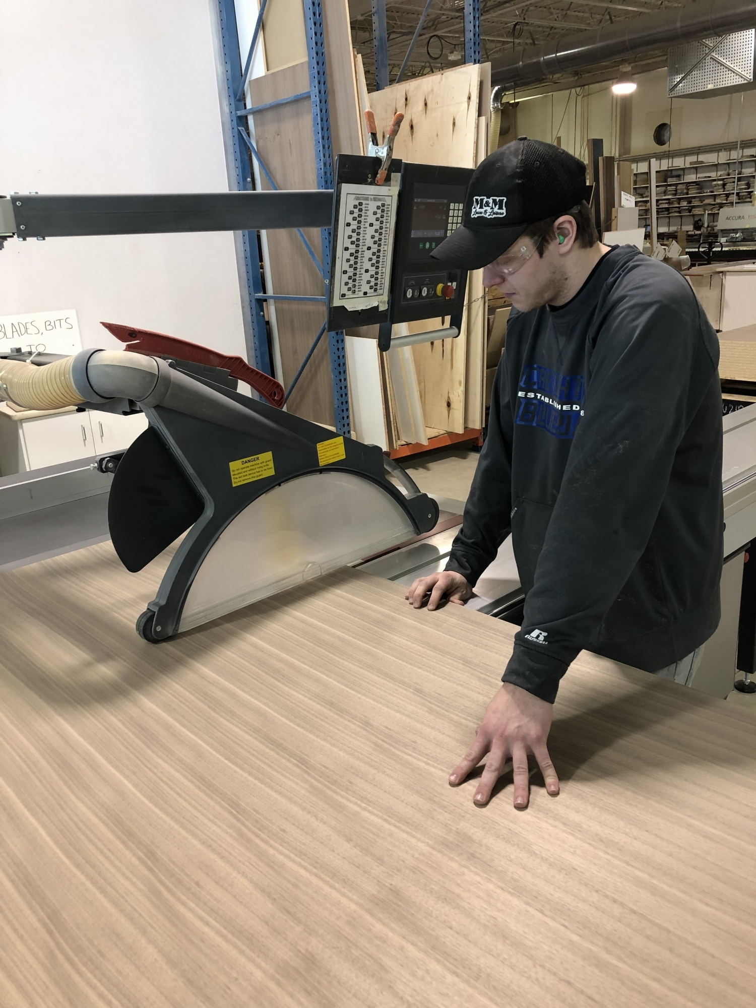 Edu Ind Partnership Launches Woodworking Careers Woodwork