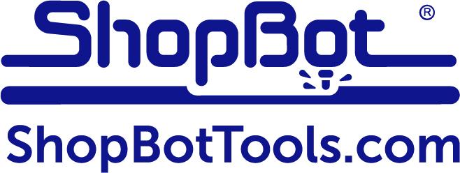 ShopBot Tools Logo
